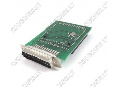 HC08, HC11, HC12 programming adapter for CarProg