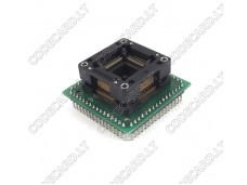Motorola HC05 HC08 QFP64 programming adapter for ETL programmers