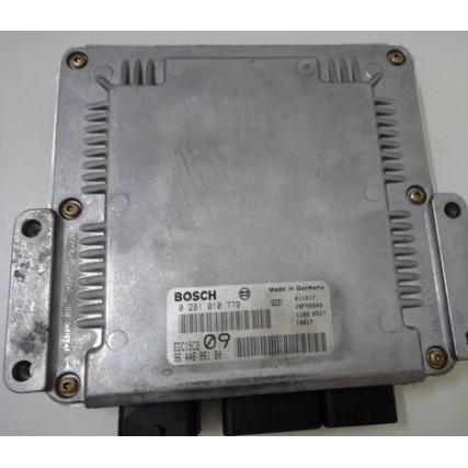 ECU Peugeot 307, 2.0HDi - Bosch 0281010779, 0 281 010 779, 9644606180, 96 446 061 80, EDC15C2