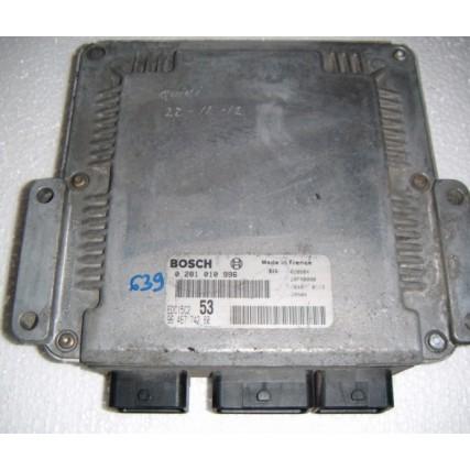 ECU Citroen Xsara Picasso 2.0HDI - Bosch 0281010996, 0 281 010 996, 9646774280, EDC15C2 53, 28FM0000