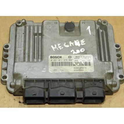 ECU Renault Mégane, Scénic, Laguna 1.9DCI - Bosch 0281011275, 0 281 011 275, 8200305678, 8200269878