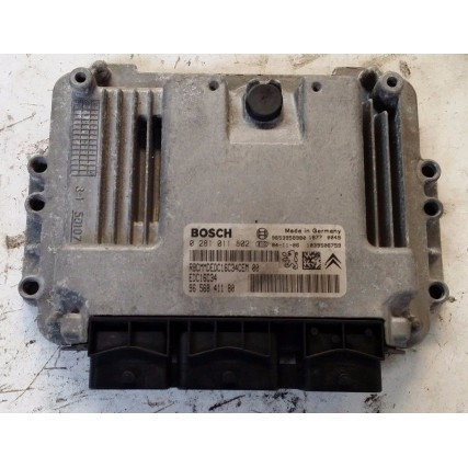 ECU Citroen Xsara Picasso 1.6HDI - Bosch 0281011802, 0 281 011 802, 9658337280, 96 583 372 80, EDC16C34