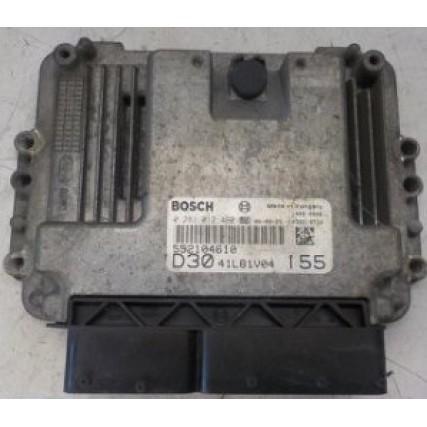 ECU Fiat Ducato 3.0 JTD - Bosch 0281012490, 0 281 012 490, EDC16C39, 1037383452