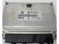 ECU Vw Volkswagen Polo 1.0 - Bosch 0261206766, 0 261 206 766, 030906032BC, 030 906 032 BC