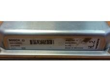ECU Volvo S60, 2.4 Turbo - Bosch 0261206828, 0 261 206 828, 08627455 A, 0000049701, 00267 HL.2