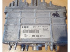 ECU Vw Volkswagen Polo 1.0 - Bosch 0261203931/932, 0261 203 931, 0 261 203 932, 26SA4563, 17630405, VW 030 906 027 E