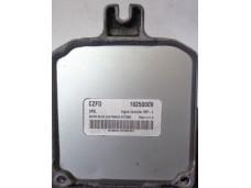 ECU Opel Astra, Zafira, 1.6 X16XEL  - Delphi Delco 16250009 CZFD, CZ 6237771, 62 37 771 HFSI-C