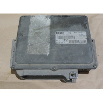 ECU Citroen Saxo 1.4, Peugeot 106 - Bosch 0 261 204 625, 0261204625, 96 302 784 80, 9630278480
