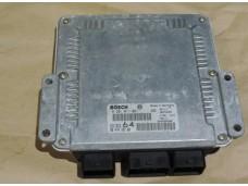 ECU Peugeot 307, Citroen 2.0HDi - Bosch 0281011081, 0 281 011 081, 9647472780, 96 474 727 80, EDC15C2
