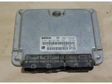 ECU Opel Astra, Zafira 2.0DTi - Bosch 0281010267, 0 281 010 267, 24 417 167, 24417167