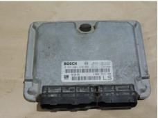 ECU  Opel Astra G 1.7 - BOSCH 0 281 001 670, 0281001670, GM 90 589 736 LS, 90589736LS, 90589736