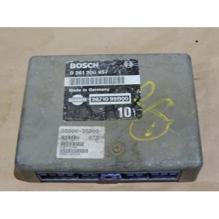 ECU Nissan Micra 1.0 - Bosch 0 261 200 957, 0261200957, 23710 99B00, 2371099B00