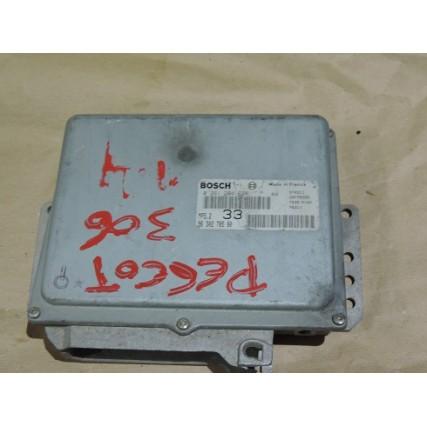 ECU Peugeot 106, 306, Citroen Xsara - Bosch 0261204628, 0 261 204 628, 9630278580, 96 302 785 80