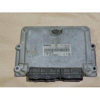 ECU Fiat Stilo 1.9 JTD - Bosch 0281010337, 0 281 010 337, 55185364, 19242AAA 115