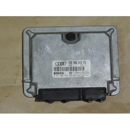 ECU Audi A4, 1.9TDi, 110CV - Bosch 0 281 001 966, 0281001966, 038906018FD, 28sa3917