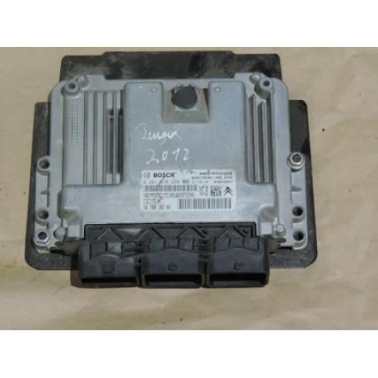 ECU Peugeot, Citroen Berlingo 1,6HDI - Bosch 0281018228, 0 281 018 228, 96 788 182 80, 9678818280, EDC17C10