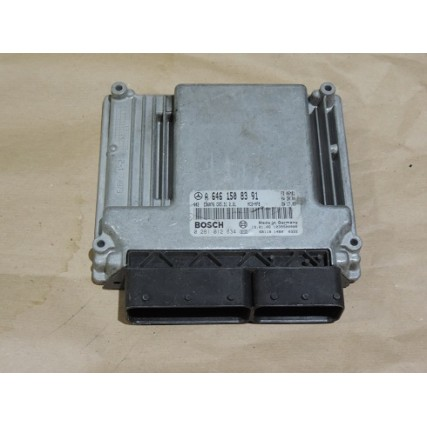 ECU Mercedes-Benz 2.2CDI - Bosch 0 281 012 834, 0281012834, A 646 150 83 91,  A6461508391, CR3.31