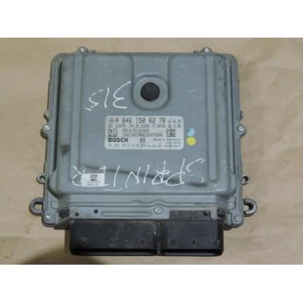 ECU Mercedes Sprinter 2.2 CDI - Bosch 0 281 013 810, 0281013810, A 646 150 62 78 A6461506278, CR4.20