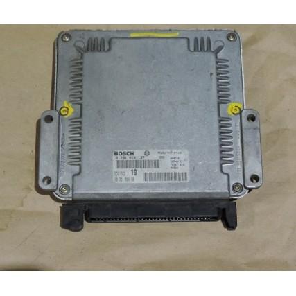 ECU Citroen Xsara Picasso 2.0HDI - Bosch 0281010137, 0 281 010 137, 9635158480, 96 351 584 80, EDC15C2 19