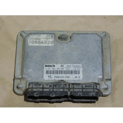 ECU Rover 25, 2.0TDI - Bosch 0281001956, 0 281 001 956, YL MSB101150, 28SA4306, EDC 15M1-7.3