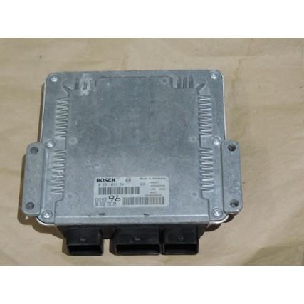 ECU Peugeot 307, 2.0HDI - Bosch 0281011341, 0 281 011 341, 9653873280, 96 538 732 80, EDC15C2 96