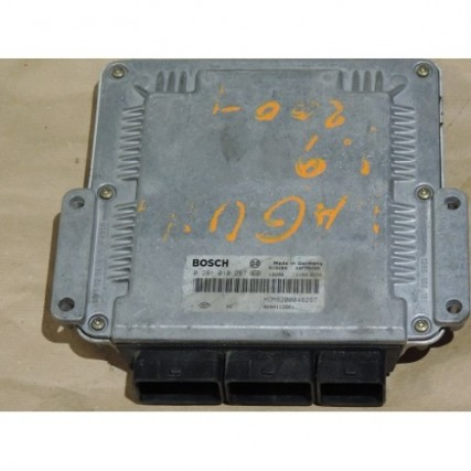ECU Renault Laguna 1.9DCI, F9Q - Bosch 0281010297, 0 281 010 297, HOM8200048297, HOM 8200048297, 8200112661, 28FM0288
