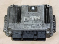 ECU Peugeot 206, 1.6HDI - Bosch 0 281 011 560, 0281011560, 96 598 238 80, 9659823880