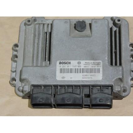 ECU Renault Scénic II 1.9DCi - Bosch 0281011549, 0 281 011 549, 8200310863, 8200370779, EDC 16C3-10.22
