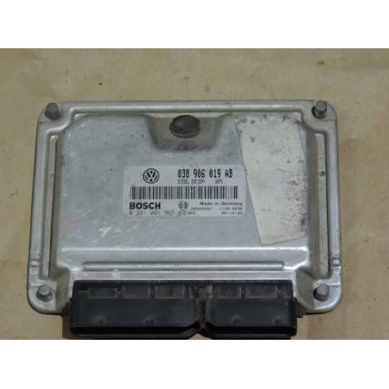 ECU Seat Alhambra, VW Sharan 1.9TDI - Bosch 0281001865, 0 281 001 865, 038 906 019 AB, 038906019AB