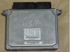ECU Mercedes-Benz E-Class, W211 - Delphi A 646 150 13 34, A 004 446 48 40, 28139563, R0412CO22K