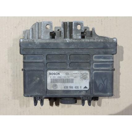 ECU Volkswagen Polo 1.0 - Bosch 0261200796 /797, 0 261 200 769, 030906026M, 030 906 026 M
