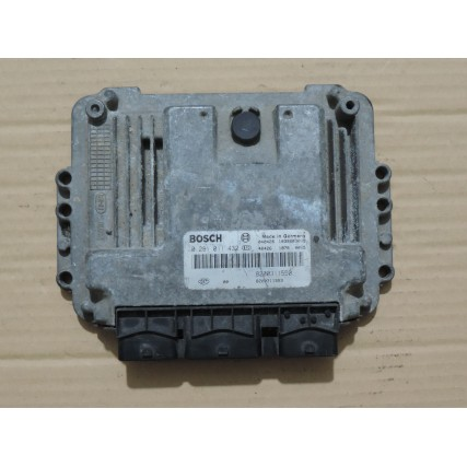 ECU Renault Master 2.5DCI - Bosch 0 281 011 432, 0281011432, 8200311550, 8200311553