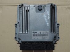 ECU Dacia Logan II, 1.5 DCi - Bosch 0 281 019 457, 0281019457, 237102553R