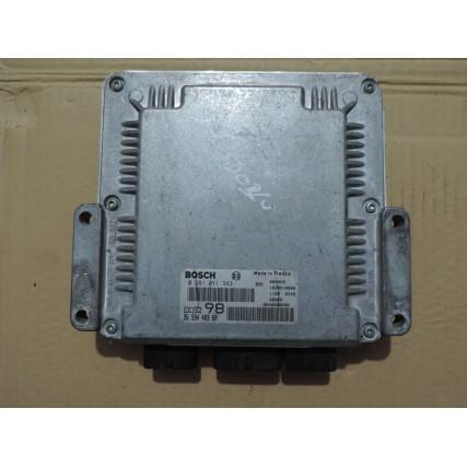 ECU Citroen Jumpy, 2.0 HDi - Bosch 0281011343, 0 281 011 343, 96 594 403 80, 9640938680, EDC15C2