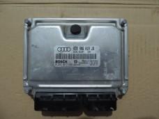 ECU Audi A4, 1.9TDi - Bosch 0 281 011 142, 0281011142, 038906019JQ, 038 906 019 AQ, EDC15P+