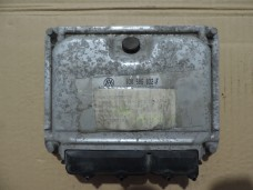 ECU Volkswagen Polo, 1.0 - Bosch 0261206001, 0 261 206 001, 030 906 032 F, 030906032F