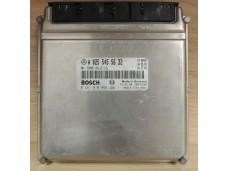 ECU Mercedes E320, 3.2 CDI - Bosch 0 281 010 068, 0281010068, A 025 545 56 32, A0255455632, ED0031