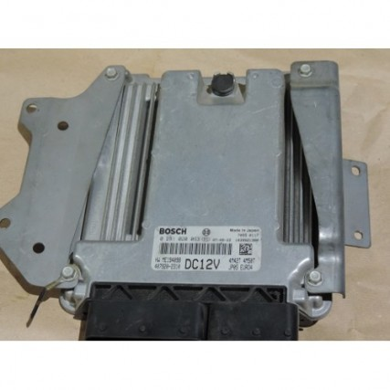 ECU Mitsubishi Canter- Bosch 0 281 020 063, 0281020063, 407920-2311, 4079202311, 4M42T 4M50T, 4M42T4M50T