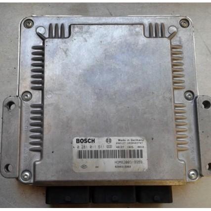 ECU Mitsubishi Space Star 1.9D - Bosch 0281011611, 0 281 011 611, EDC15C3 1037371293