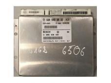 ESP + BAS Mercedes Class A W168 - Bosch 0265453632, 026 545 36 32, 0265109431, 0 265 109 431