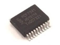 PCF7941 for Peugeot Citroen remote key with E28CI01B (or E28C101B) remote board repair