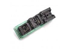 STAR-SOP 3in1 - SOP8 150MIL, SOP8 208MIL, SOP16 300MIL 3in1 adapter for universal programmer such as tl866 ezp2010 skypro