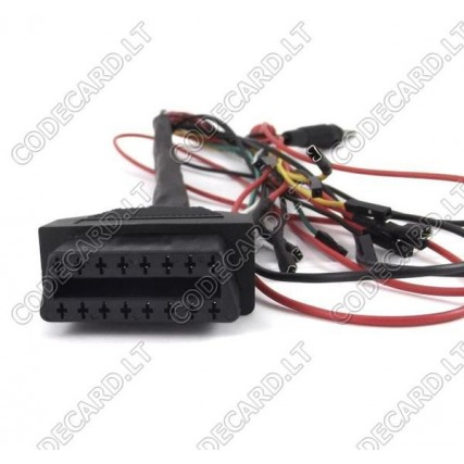 C1 - Car electronic on table testing adapter