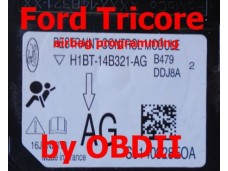 Ford airbag sensors with Tricore TC222 programming by OBDII